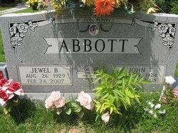 Jewel B Abbott