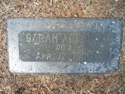 Sarah <i>Dowd</i> Allison
