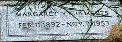 Margaret Y. Clements