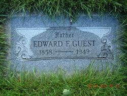 Edward Francis Guest