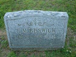Francis M. Beswick