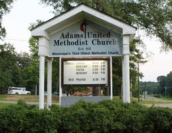Adams United Methodist Church Cemetery