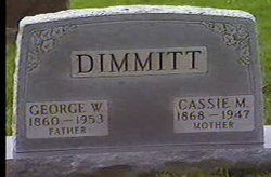 Cassie M. <i>Whited</i> Dimmitt