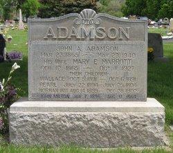 Wallace Adamson