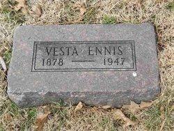 Vesta Ursula <i>Ennis</i> Baker