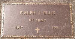 Ralph J. Ellis