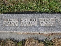 Florence Alta Benedict