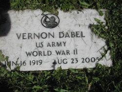 Vernon Dabel