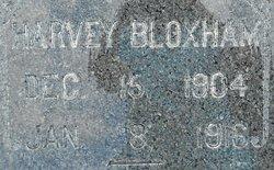 Harvey Harry Bloxham