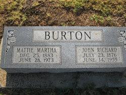 John Richard Burton