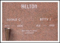 Donald Glenn Helton