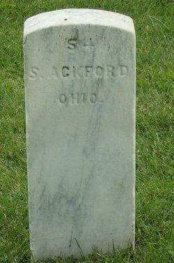 Pvt Samuel Alford