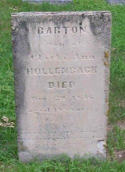 Barton Hollenback