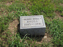 Thomas Dudley Boggs