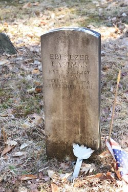 Pvt Ebenezer Eastman