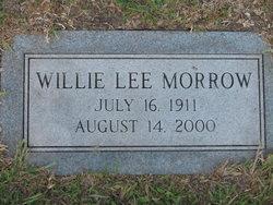 Willie Lee <i>Plummer</i> Morrow