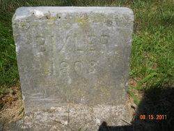 Mary Eliza <i>Oaks</i> Bixler- Oswald
