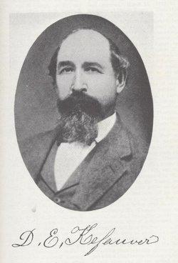 Daniel Edward Kefauver