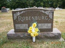 Clara M <i>Garrett</i> Rodenberg