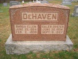 Rhoda Ellen <i>Campbell</i> DeHaven