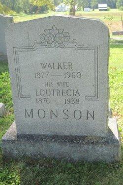 Walker W Monson