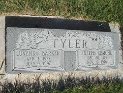LuVenda Harriet <i>Barker</i> Tyler