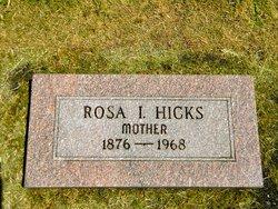 Rosa Isabelle <i>Eberhart</i> Hicks