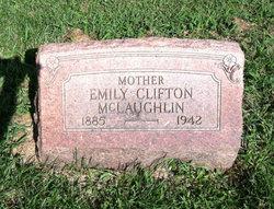 Emily Phebe <i>Clifton</i> McLaughlin