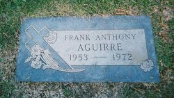 Frank Anthony Aguirre