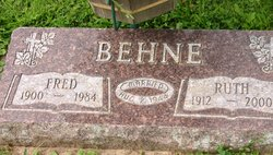 Fred H Behne
