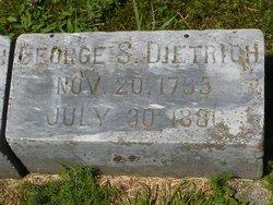 George S Dietrich