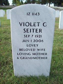 Violet G Seiter