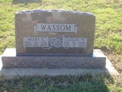 Claude N. Wassom