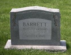 Tilda <i>Crawford</i> Barrett
