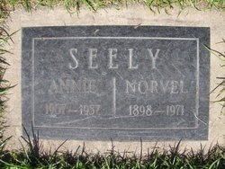Annie <i>Butler</i> Seely