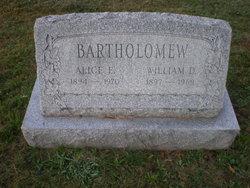 Alice E. Bartholomew