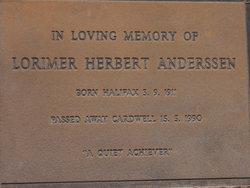 Lorimer Herbert Anderssen