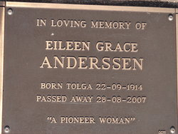 Eileen Grace Anderssen