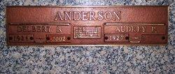 Delbert B. Del Anderson