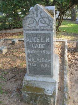 M. E. Alban