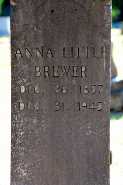 Anna <i>Little</i> Brewer