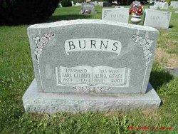 Alma Grace <i>Zook</i> Burns