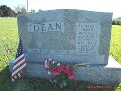 Mary M Peggy <i>Roddy</i> Dean