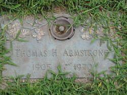 Thomas H Armstrong