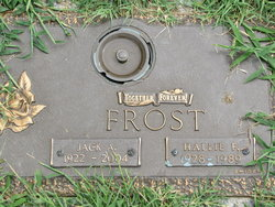 Jack A Frost
