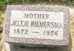 Jeltje Riemersma