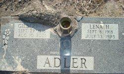 Lena Hilda <i>Anton</i> Adler