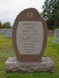Roslyn N. Alkes