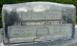 Evlyn <i>Wickman</i> Huntington