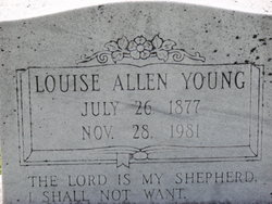 Louise <i>Allen</i> Young